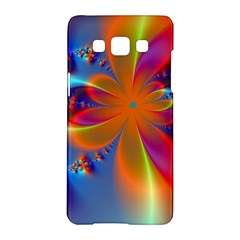 Bright Samsung Galaxy A5 Hardshell Case  by Delasel