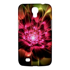 Red Peony Samsung Galaxy Mega 6 3  I9200 Hardshell Case by Delasel