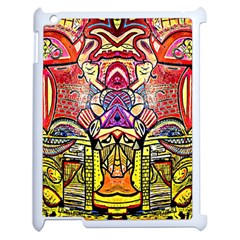 Last Of Apple Ipad 2 Case (white) by MRTACPANS