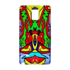 Reflection Samsung Galaxy Note 4 Hardshell Case by MRTACPANS