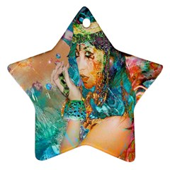 Star Illumination Star Ornament (two Sides)  by icarusismartdesigns