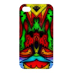 Faces Apple iPhone 4/4S Hardshell Case