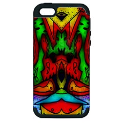 Faces Apple iPhone 5 Hardshell Case (PC+Silicone)