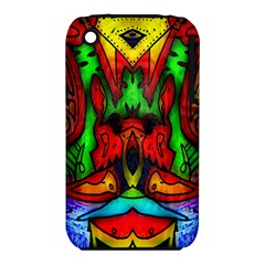 Faces Apple Iphone 3g/3gs Hardshell Case (pc+silicone) by MRTACPANS
