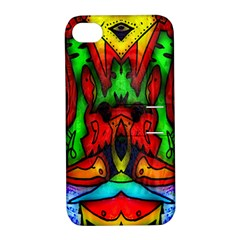 Faces Apple Iphone 4/4s Hardshell Case With Stand by MRTACPANS
