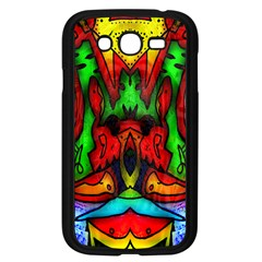 Faces Samsung Galaxy Grand Duos I9082 Case (black) by MRTACPANS