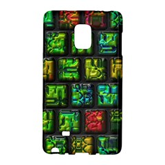 Colorful Buttons               			samsung Galaxy Note Edge Hardshell Case by LalyLauraFLM