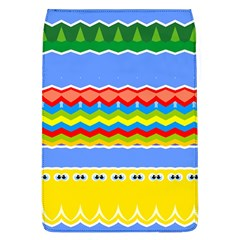 Colorful Chevrons And Waves                 			removable Flap Cover (l) by LalyLauraFLM