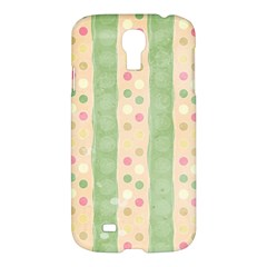 Seamless Colorful Dotted Pattern Samsung Galaxy S4 I9500/i9505 Hardshell Case