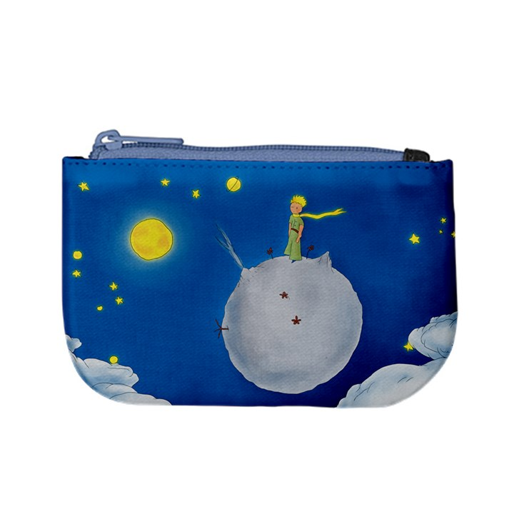 Little Prince Coin Change Purse