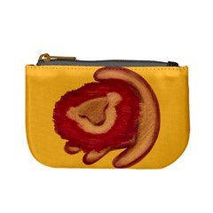 Lion Art Coin Change Purse by Ellador