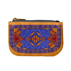 Persian Carpet Pattern Coin Change Purse