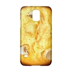 White Chocolate Chip Lemon Cookie Novelty Samsung Galaxy S5 Hardshell Case  by WaltCurleeArt