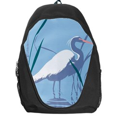 Egret Backpack Bag