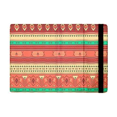 Hand Drawn Ethnic Shapes Pattern Ipad Mini 2 Flip Cases by TastefulDesigns