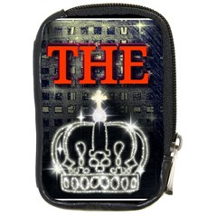 The King Compact Camera Cases by SugaPlumsEmporium