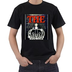 The King Men s T Shirt (black) by SugaPlumsEmporium