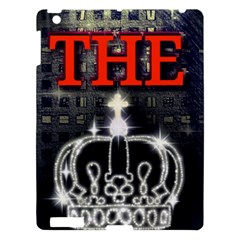 The King Apple Ipad 3/4 Hardshell Case by SugaPlumsEmporium