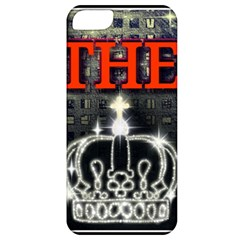 The King Apple Iphone 5 Classic Hardshell Case by SugaPlumsEmporium