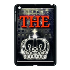The King Apple Ipad Mini Case (black) by SugaPlumsEmporium
