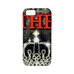The King Apple Iphone 5 Classic Hardshell Case (pc+silicone) by SugaPlumsEmporium