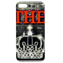 The King Apple Iphone 5 Hardshell Case With Stand by SugaPlumsEmporium