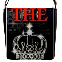 The King Flap Messenger Bag (s) by SugaPlumsEmporium