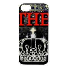 The King Apple Iphone 5s/ Se Hardshell Case by SugaPlumsEmporium