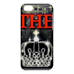 The King Apple Iphone 5c Hardshell Case by SugaPlumsEmporium