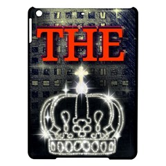 The King Ipad Air Hardshell Cases by SugaPlumsEmporium