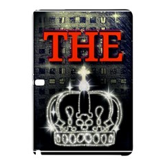 The King Samsung Galaxy Tab Pro 10 1 Hardshell Case by SugaPlumsEmporium