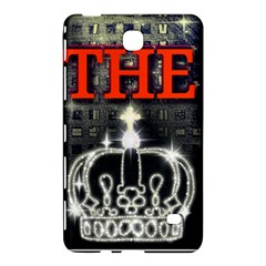 The King Samsung Galaxy Tab 4 (7 ) Hardshell Case  by SugaPlumsEmporium