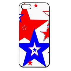 The Patriot 2 Apple Iphone 5 Seamless Case (black) by SugaPlumsEmporium