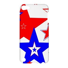 The Patriot 2 Apple Ipod Touch 5 Hardshell Case by SugaPlumsEmporium