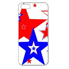 The Patriot 2 Apple Seamless Iphone 5 Case (clear) by SugaPlumsEmporium