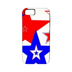 The Patriot 2 Apple Iphone 5 Classic Hardshell Case (pc+silicone) by SugaPlumsEmporium