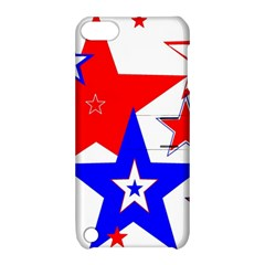The Patriot 2 Apple Ipod Touch 5 Hardshell Case With Stand by SugaPlumsEmporium