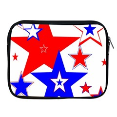 The Patriot 2 Apple Ipad 2/3/4 Zipper Cases by SugaPlumsEmporium