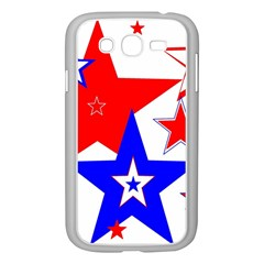 The Patriot 2 Samsung Galaxy Grand Duos I9082 Case (white) by SugaPlumsEmporium