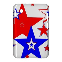 The Patriot 2 Samsung Galaxy Tab 2 (7 ) P3100 Hardshell Case  by SugaPlumsEmporium