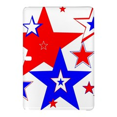 The Patriot 2 Samsung Galaxy Tab Pro 10 1 Hardshell Case by SugaPlumsEmporium