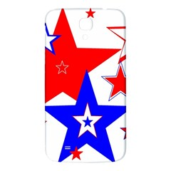 The Patriot 2 Samsung Galaxy Mega I9200 Hardshell Back Case by SugaPlumsEmporium