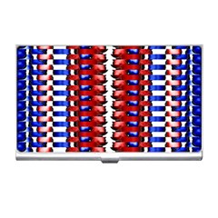 The Patriotic Flag Business Card Holders by SugaPlumsEmporium