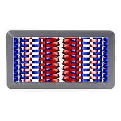 The Patriotic Flag Memory Card Reader (mini) by SugaPlumsEmporium