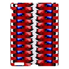 The Patriotic Flag Apple Ipad 3/4 Hardshell Case by SugaPlumsEmporium