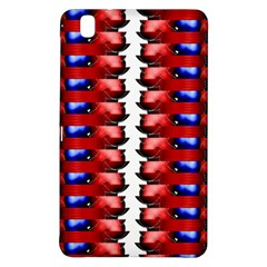 The Patriotic Flag Samsung Galaxy Tab Pro 8 4 Hardshell Case by SugaPlumsEmporium