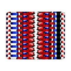 The Patriotic Flag Samsung Galaxy Tab Pro 8 4  Flip Case by SugaPlumsEmporium