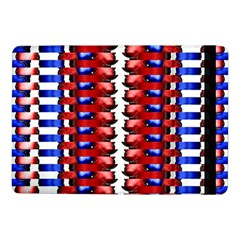 The Patriotic Flag Samsung Galaxy Tab Pro 10 1  Flip Case by SugaPlumsEmporium