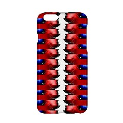 The Patriotic Flag Apple Iphone 6/6s Hardshell Case by SugaPlumsEmporium