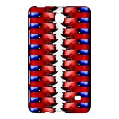 The Patriotic Flag Samsung Galaxy Tab 4 (8 ) Hardshell Case  by SugaPlumsEmporium